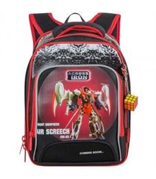 Рюкзак школьный формованный Across Робот 179-5
