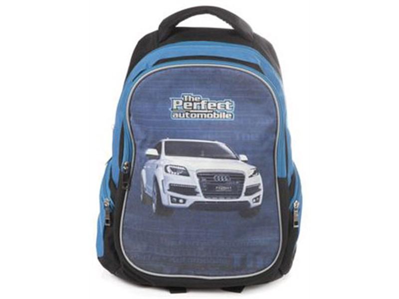 Рюкзак школьный Hatber Light Perfect automobile