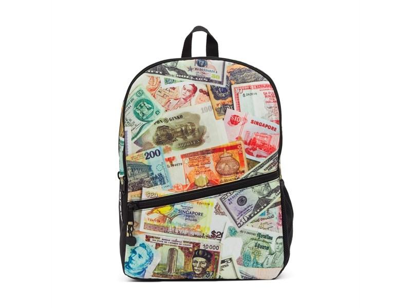Рюкзак школьный Mojo Paper Money