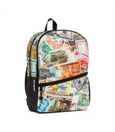 Фото 2. Рюкзак школьный Mojo Paper Money