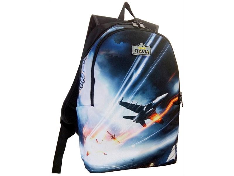 Рюкзак школьный молодежный Stavia Самолет