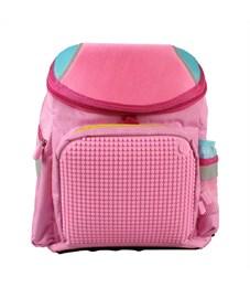 Рюкзак школьный пиксельный Upixel Super Class WY-A019 Розовый
