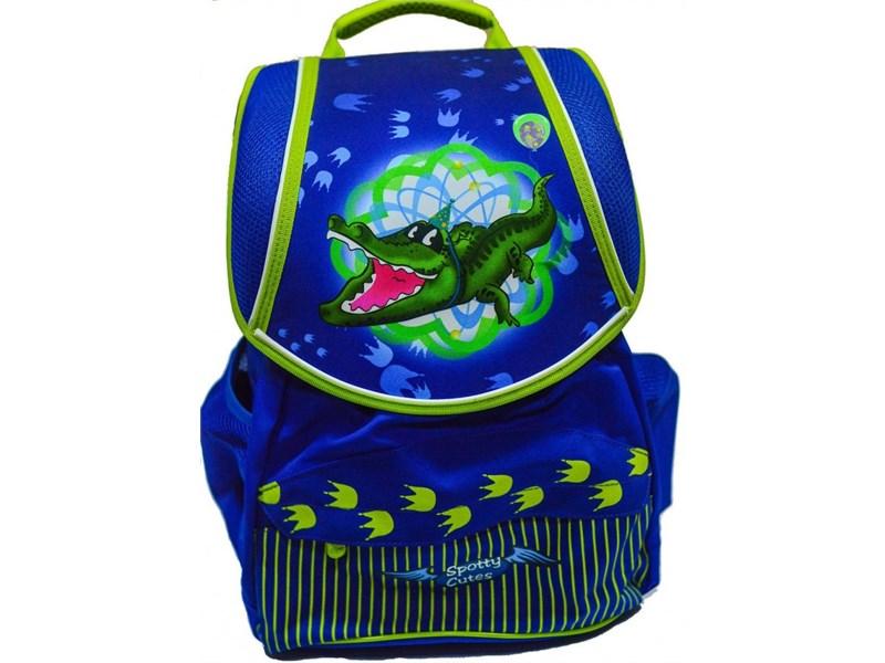 Рюкзак школьный Tiger Family Spotty Cutes синий