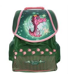 Рюкзак школьный Tiger Family Spotty Cutes зелёный