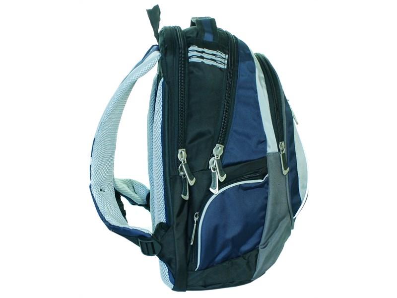 Рюкзак школьный Ufo People Sport синий