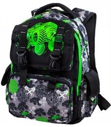 Рюкзак школьный Winner 543 зелёный