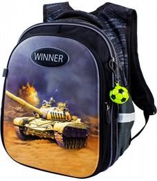 Рюкзак школьный Winner 8008 + брелок-мячик
