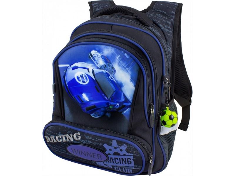Рюкзак школьный Winner 8032 + брелок-мячик