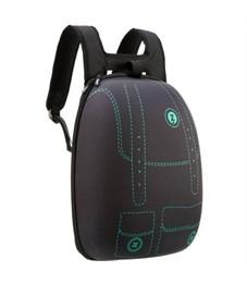 Рюкзак школьный Zipit Shell Backpacks чёрный