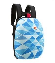 Рюкзак школьный Zipit Shell Backpacks голубой