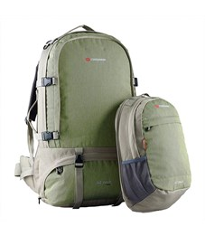 Рюкзак туристический Caribee Jet Pack 75 оливковый