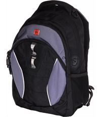 Рюкзак WENGER черно-серый
