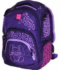 Рюкзак WinMax К-375 Заяц фиолетовый