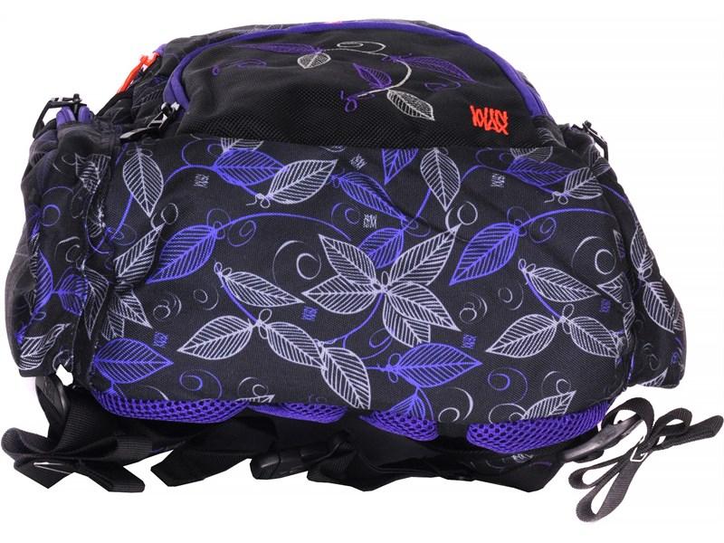 Рюкзак WinMax К-380 черно-фиолетовый