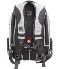 Фото 3. Рюкзак WinMax К-507 серый с черными полосками