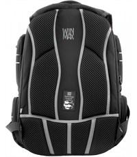 Фото 4. Рюкзак WinMax К-507 серый с черными полосками