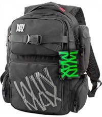 Рюкзак WinMax К-509 серая эмблема