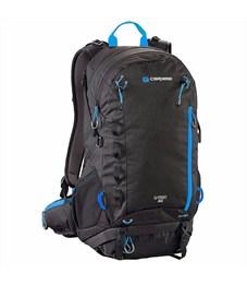 Рюкзак туристический Caribee X-Trek 40 чёрный/синий лёд