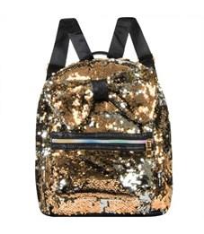 Рюкзак женский с пайетками Monkking