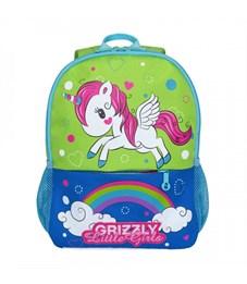 RK-994-2 рюкзак детский (/3 салатовый - синий)