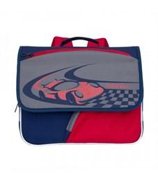 RK-997-1 рюкзак детский (/3 т.синий - серый - красный)