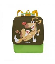 RK-998-1 рюкзак детский (/3 хаки - салатовый)