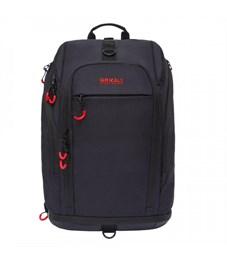 RQ-906-1 Рюкзак (/3 черный - красный)