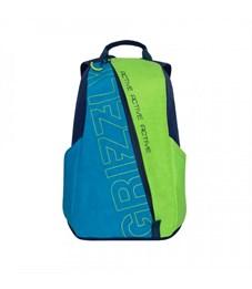 RQ-910-1 Рюкзак (/1 синий - салатовый)