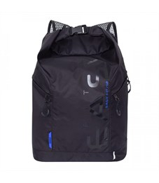 RQ-918-1 Рюкзак (/3 черный - синий)