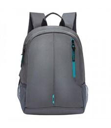 RQ-921-4 Рюкзак (/3 серый - бирюза)