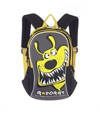 RS-547-3 рюкзак детский черный - желтый