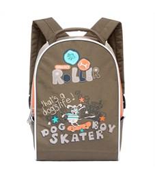 RS-734-8 Рюкзак для дошкольника Grizzly бежевый