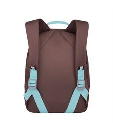 Фото 3. RS-764-2 Рюкзак дошкольный Grizzly коричневый