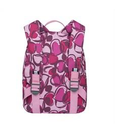 Фото 3. RS-764-3 Рюкзак дошкольный Grizzly сердечки розовые