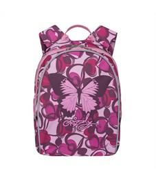 RS-764-3 Рюкзак дошкольный Grizzly сердечки розовые
