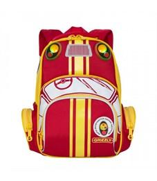 RS-992-1 рюкзак детский (/3 красный - желтый)