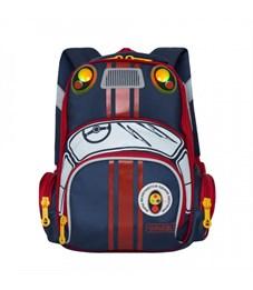 RS-992-1 рюкзак детский (/4 синий - красный)