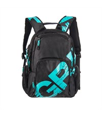 RU-423-1 Рюкзак школьный Grizzly бирюза