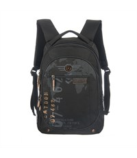 RU-501-1 Рюкзак Grizzly черный