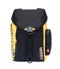 RU-615-1 Рюкзак Grizzly черный-желтый