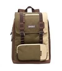 RU-619-2 Рюкзак Grizzly песочный - хаки - коричневый