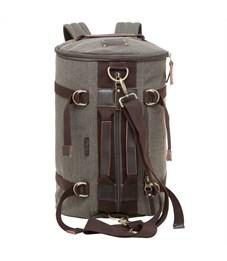 RU-620-2 Рюкзак-трансформер Grizzly серо-коричневый
