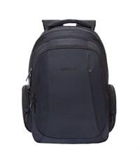 RU-700-2 Рюкзак школьный Grizzly черный