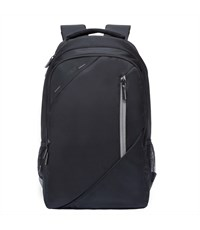 RU-700-3 Рюкзак школьный Grizzly черный-серый