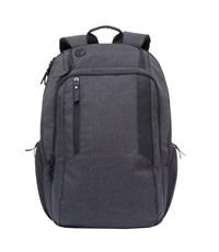 RU-700-6 Рюкзак школьный Grizzly черный-черный