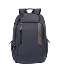 RU-700-6 Рюкзак (/2 черный - коричневый)