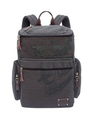 RU-702-1 Рюкзак Grizzly черный