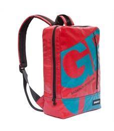 Фото 2. RU-705-1 Рюкзак школьный Grizzly красный