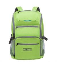 RU-710-1 Рюкзак школьный Grizzly салатовый