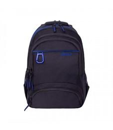 RU-806-1 Рюкзак (/2 черный - синий)